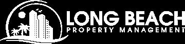 Long beach logo white